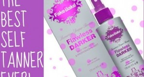 Fake Bake Flawless Darker Review | The best Self Tanner!