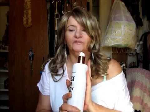 FAUX TAN SUNLESS TANNER REVIEW FOR AGING SENSITIVE SKIN