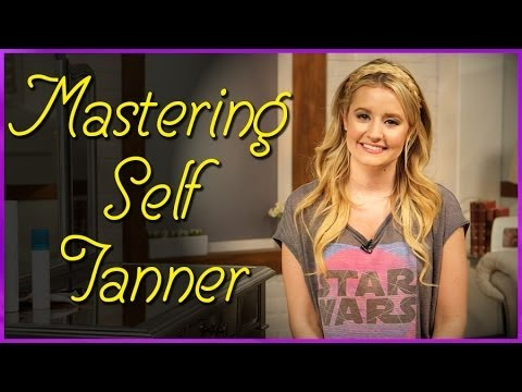 Mastering Self Tanner | Tips and Tricks | Lazy Girls' Guide to Beauty