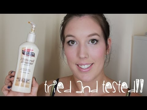 ♡ Tried & Tested: Palmers Natural Bronze Gradual Tanner Review | Rhianne Bess ♡